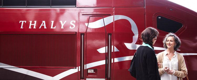 Thalys Zuid-Frankrijk